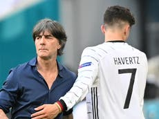 Kai Havertz emerges as Joachim Low's new lynchpin to inspire Germany display of old against Portugal