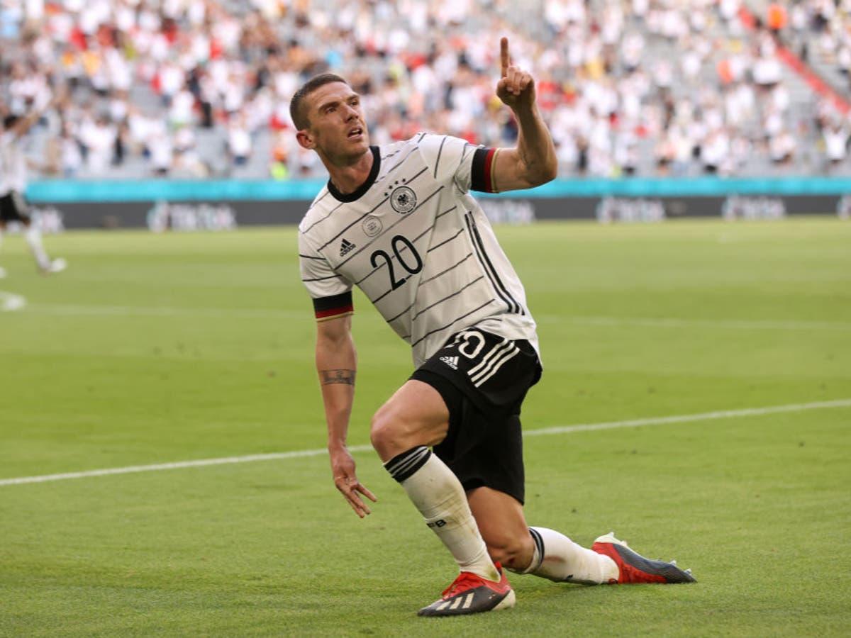 Portugal vs Germany player ratings: Robin Gosens stars in Euro 2020 clash