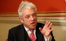 Critics of Angela Rayner 'scum' comments should stay off 'moral high horse', John Bercow says