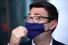 Andy Burnham demands 'compensation' from Nicola Sturgeon over travel ban