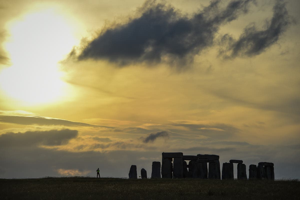 Weather forecast for summer solstice? More rain