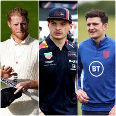 Maguire showboats, Verstappen wins and Stokes shines – Sunday's sporting social