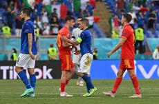 Italy vs Wales LIVE: Euro 2020 result, final score and reaction tonight