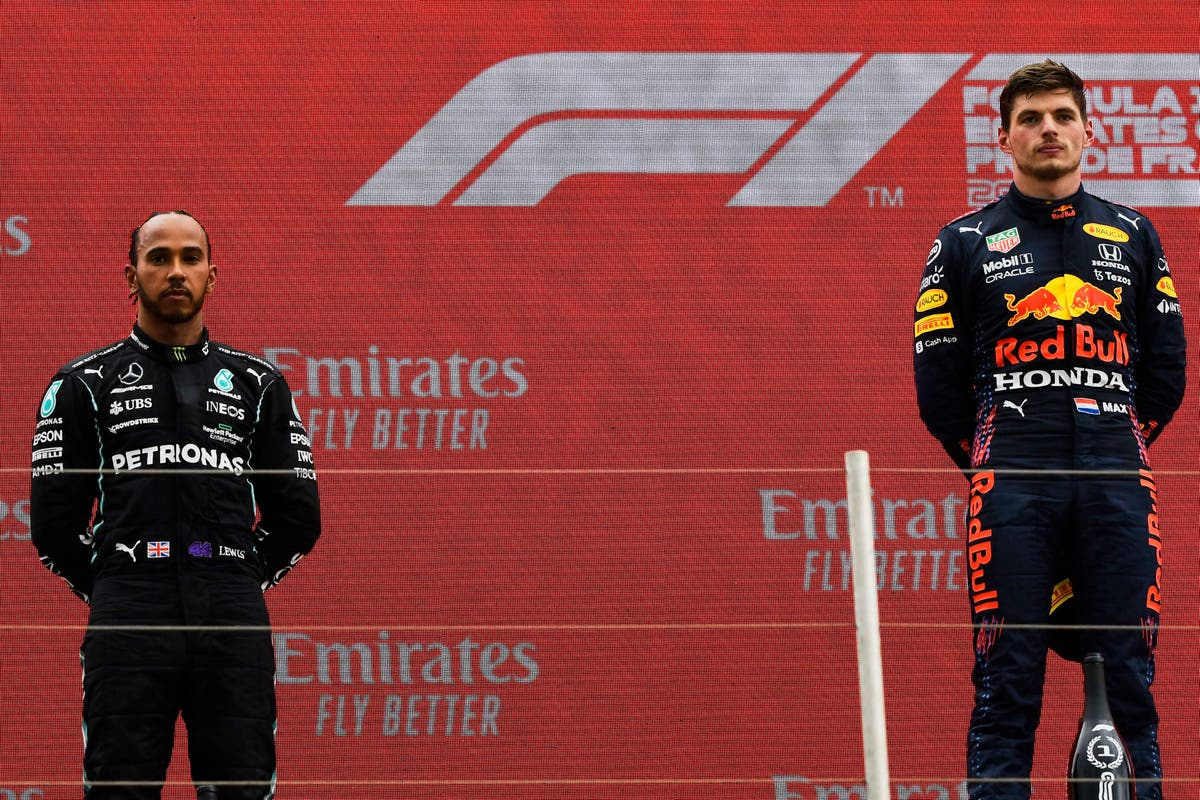 Mercedes apologise to Lewis Hamilton after French Grand Prix