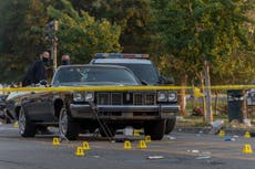 1 killed and 5 wounded in shooting in Oakland; motive sought