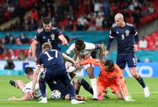 For football journalists, Friday's England match against Scotland was depressingly familiar