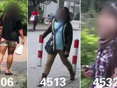 Shanghai art gallery apologises for controversial video ranking women 'from prettiest to ugliest'