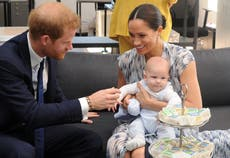 Meghan Markle reveals the Father's Day present she bought Harry that inspired children's book