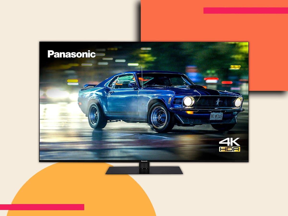 Run, don't walk, this Panasonic 55in 4K TV has £240 off