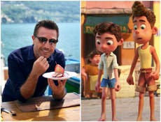 Luca: Gino D'Acampo explains why he initially turned down a voice role in Disney Pixar film