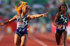Nike backs Sha'Carri Richardson amid uproar over Olympics suspension for using marijuana