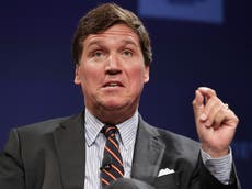 Tucker Carlson accuses Biden administration of spying on his texts and emails