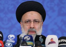 Newly elected Iran president wants nuclear talks but says he won't meet with Biden