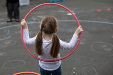 Young children are having panic attacks about play dates after lockdowns