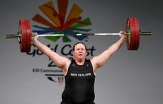 New Zealand PM backs transgender weightlifter's selection for Olympics