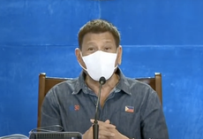 Philippines president: 'You choose, Covid vaccine or I will have you jailed'