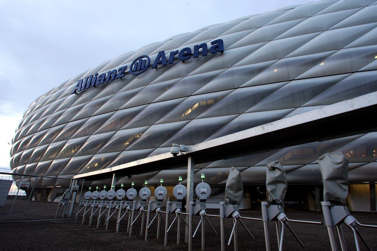 UEFA rejects request to illuminate Munich stadium in rainbow colours