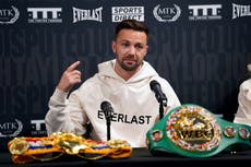 Scottish fighter Josh Taylor sets sights on becoming two-weight world champion