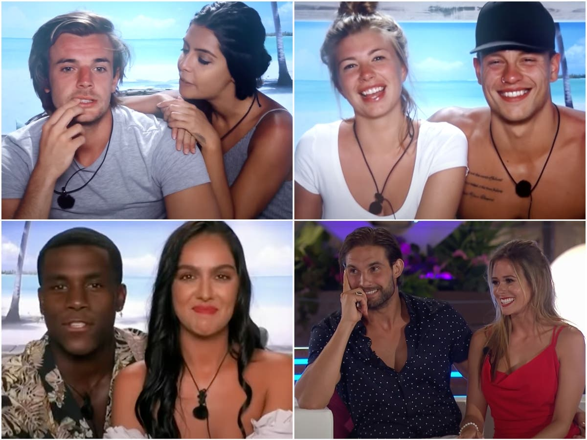 Who are Love Island's longest lasting couples?