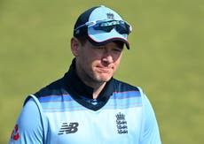 Eoin Morgan insists use of 'sir' on social media is sign of 'admiration'