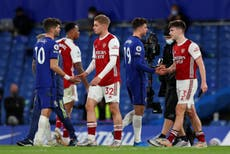 Chelsea, Tottenham and Arsenal announce pre-season Mind Series