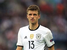 Germany wait on Thomas Muller for Hungary clash