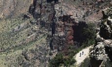 Grand Canyon backpacker dies from extreme heat as temperatures hit 115F
