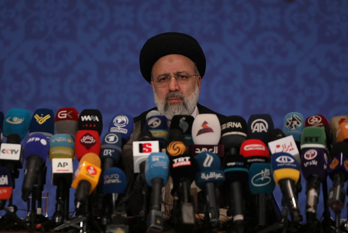 Iran's president reported to Police Scotland over 'mass murder' ahead of Cop26 talks