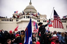Trump aides considered trying to blame Antifa for Capitol riot while it was underway, 新しい本の主張