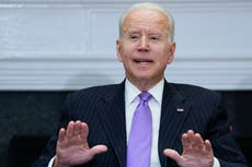 Biden faces growing pressure from the left over voting bill