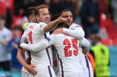 England's route to the Euro 2020 endelig: How Three Lions could win 2021 turnering