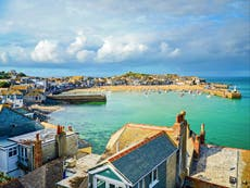Man quoted £71k for a week's holiday in Cornwall