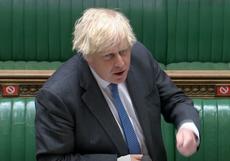 Boris Johnson under fire over 'jabber' remark in debate on rape convictions