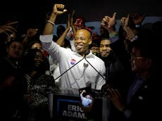 NYC Mayoral race: Adams polls high in outer areas as Wiley banks on absentee ballots