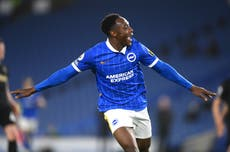 Danny Welbeck secures Brighton stay after agreeing new one-year deal