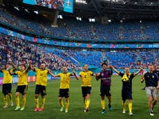 Sweden top Group E with last-gasp win over Poland at Euro 2020