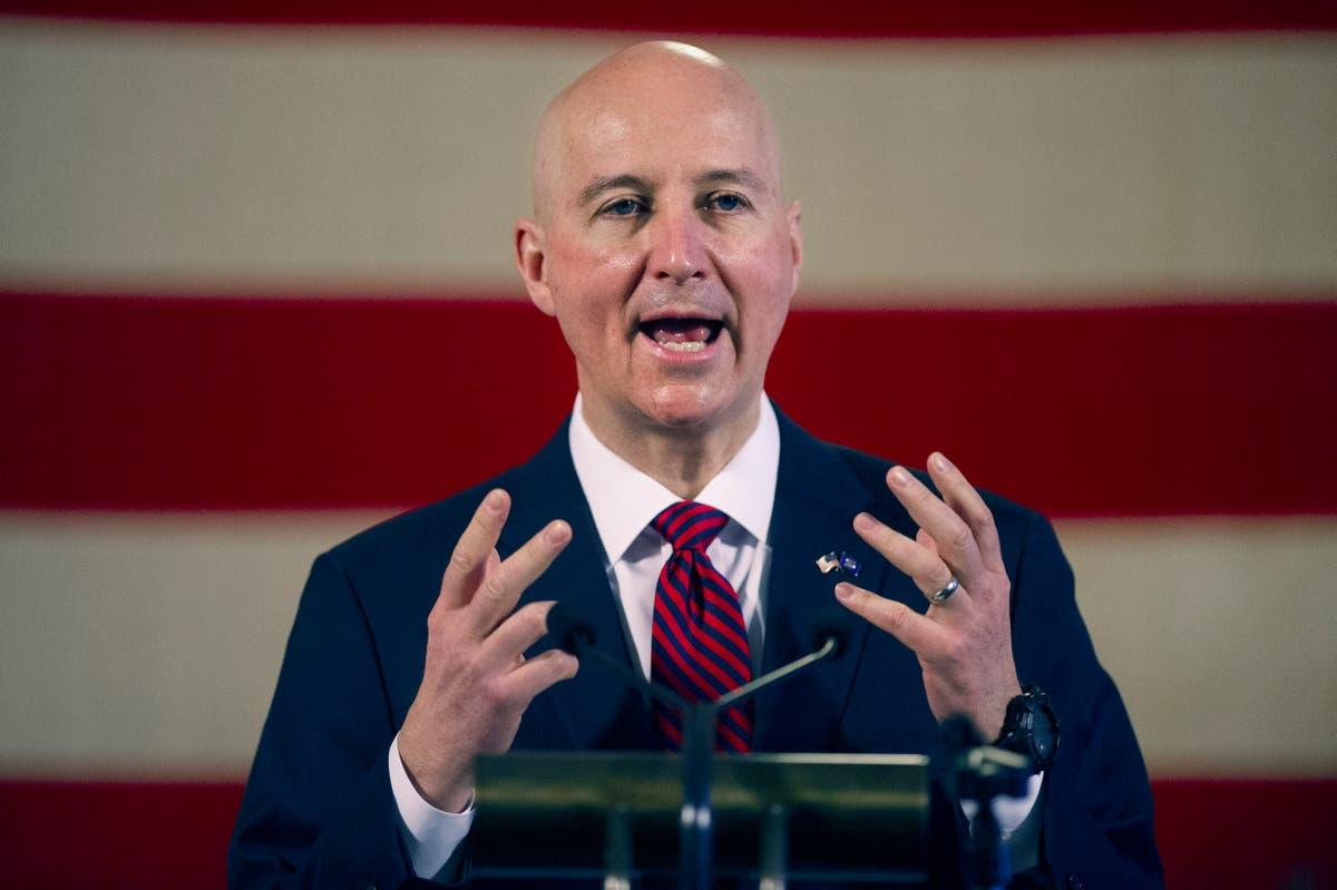 Nebraska governor defends move to send troopers to Texas