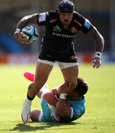 Exeter pair frustrated over crowd restrictions for Gallagher Premiership final