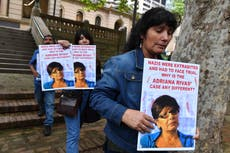Australian judge says woman can be extradited to Chile
