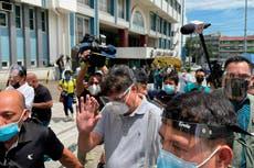 Philippine democracy scion, ex-leader Benigno Aquino dies