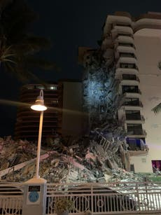 Miami building collapse: At least one dead, several injured after incident in Florida
