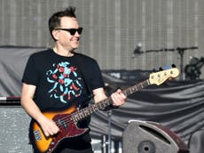 Mark Hoppus: Blink-182 star 'scared but hopeful' over cancer diagnosis as Travis Barker and Tom DeLonge voice support