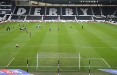 Derby could still face Championship relegation over accounting irregularities