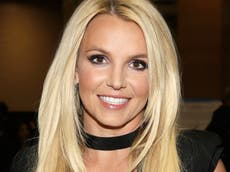 Britney Spears speaks out in message about her 'hope' as she says she still has 'more to share'