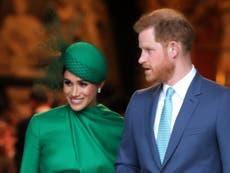 Harry and Meghan's £2.4m payment for Frogmore Cottage renovation also covered rent