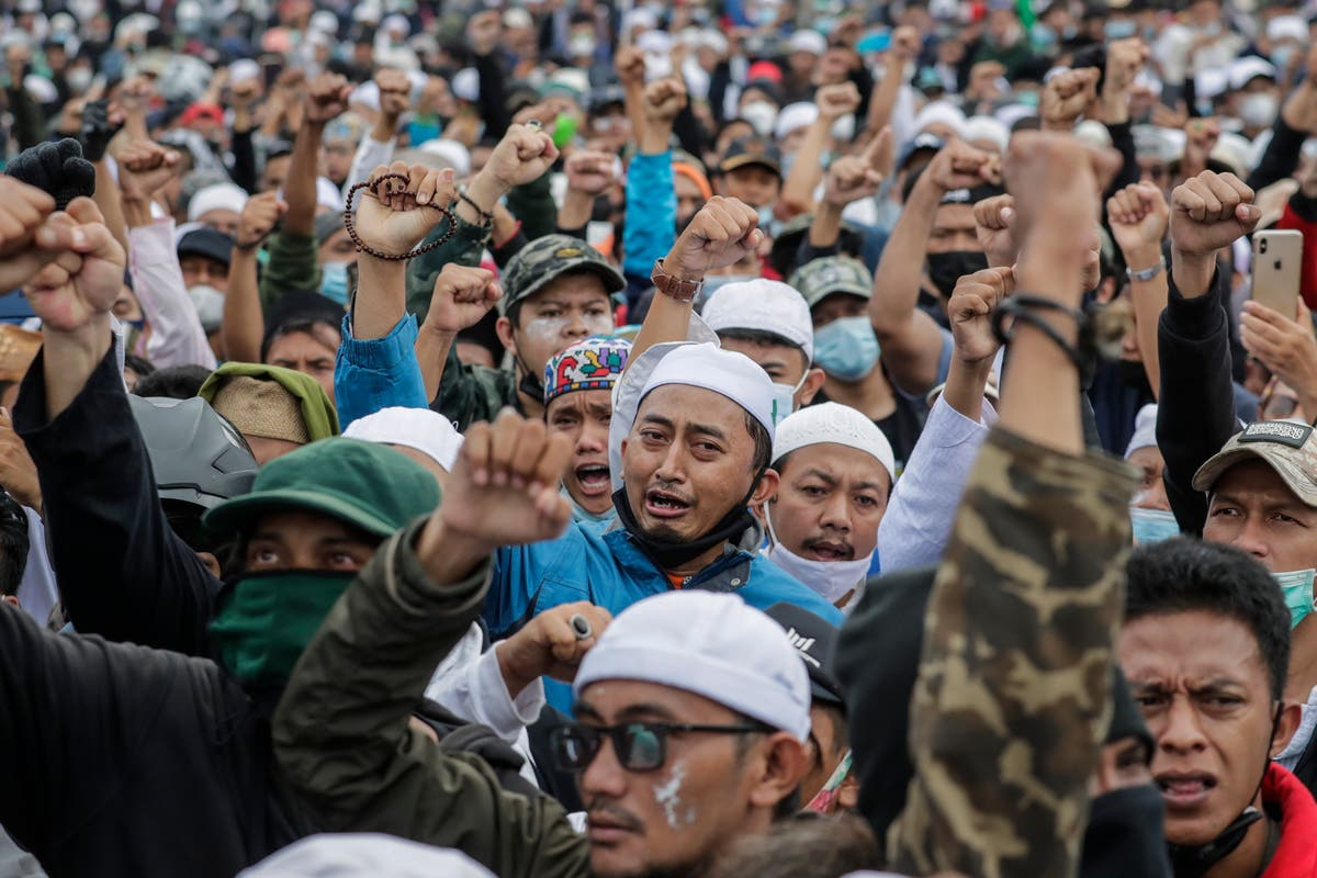 Indonesian cleric gets four years in jail for concealing Covid test report