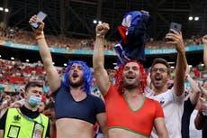 サッカーファンはユーロで安全に旅行できます 2020 ノックアウトラウンド, Uefaの医療責任者は主張する