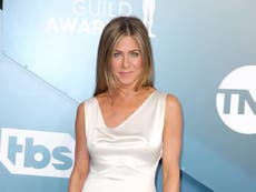 Jennifer Aniston says she would 'absolutely' not use dating apps to find love