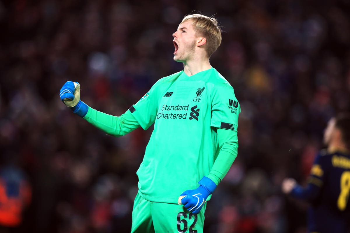 Caoimhin Kelleher will 'keep pushing' Alisson after signing new Liverpool deal