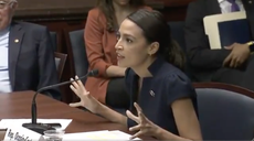 AOC calls for Civilian Climate Corps for young people to be at forefront of solving climate crisis